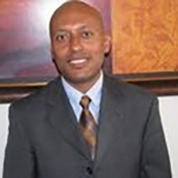 PASTOR MELKE NEGASH-President Ethiopian Evangelical Churches Fellowship
