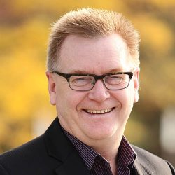 REV. DAVID WELLS -General Superintendent The Pentecostal Assemblies of Canada (PAOC)